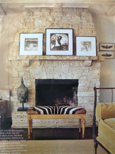 fireplace inspiration photo