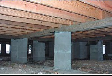 pier and beam repair