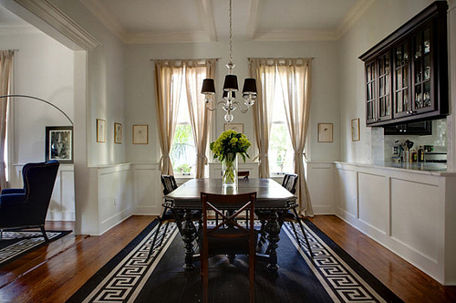 Formal Dining Room V Open Floor Plan