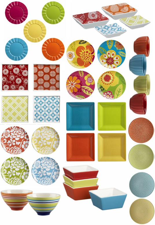 from - Melamine Dinner Plates
